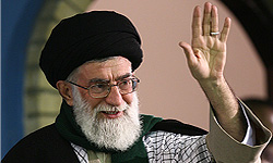 رهبر انقلاب: نامزدها باعث دلخوشی دشمن نشوند!!!