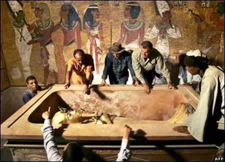 *** تصاويري از فراعنه مصر****