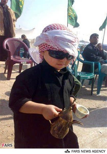 .•*♥*•زائران کوچک حسینی •*♥*•