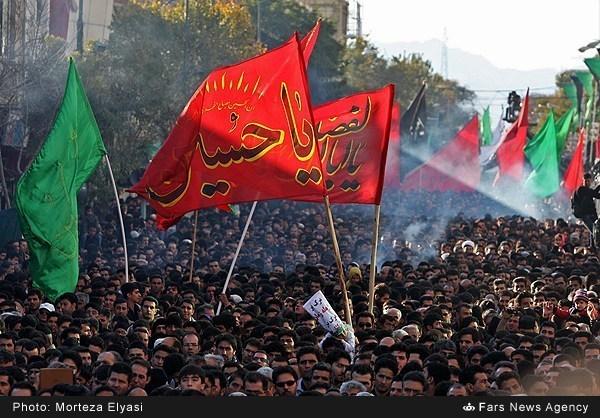 Ashura Muharram Mourning Shia