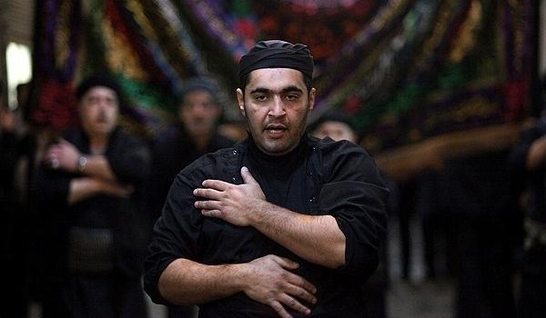 Ashura Muharram Mourning Shia Iran