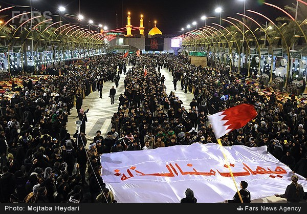 every day is Ashura , every land is Karbala