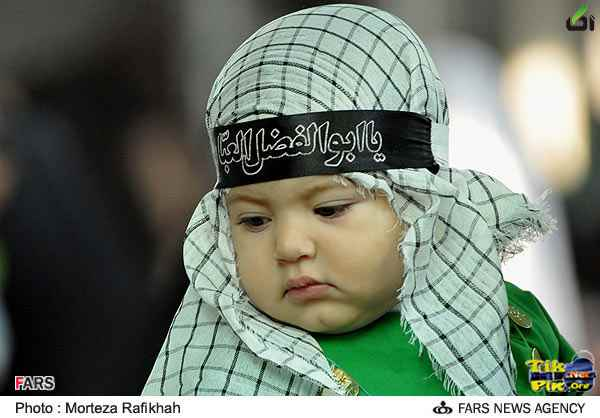 ˙·٠•●♥  تصاویر کودکان حسینی ♥●• ٠·˙