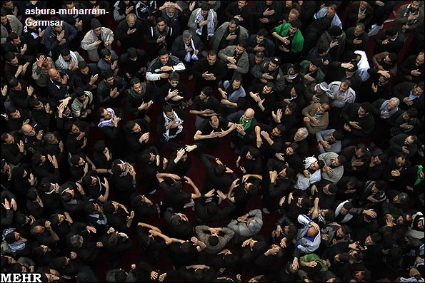 Ashura in Garmsar