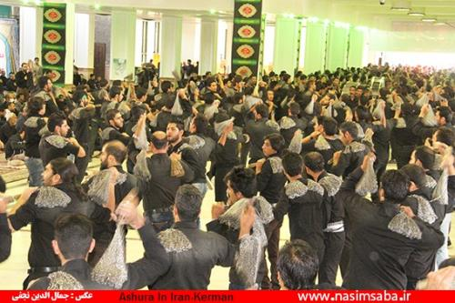 Ashura in Iran - Kerman